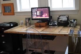 Door Desk Diy From Door To Diy Desk Nourish And Nestle