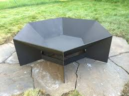 Metal Firepit Beautiful Metal Pit Pits Outdoor Heating The Home Depot