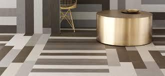 Plank Floor Tile Chilewich Floor Vinyl Backed Tiles Square Plank