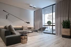 Interior Modern Homes A Chic Pair Of Interiors With Natural Neutral Design