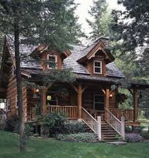 standout small log cabin plans big things in small packages