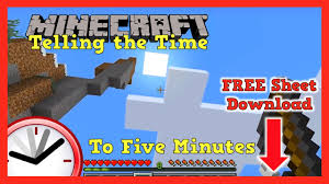 Telling Time To The Nearest Minute Worksheet Telling The Time Tell The Time To The Nearest Five Minutes