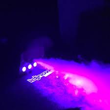 upc code halloween horror nights halloween orange fog machine with strobe u0026 blacklight idjnow