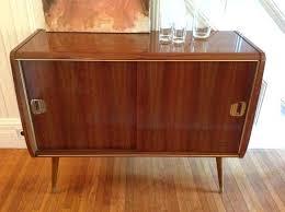 Retro Bar Cabinet Stereo Cabinet Vintage Autocostruzione Club