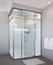 Bathroom Shower Door Replacement by Glasscraft For A Contemporary Bathroom With A Shower Door Parts