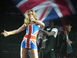 union jack halloween costume 12 ginger spice that were some of the tightest shortest