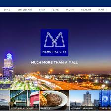 International Mall Map Metronational Memorial City