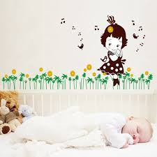 Popular Wall Decor NurseryBuy Cheap Wall Decor Nursery Lots From - Cheap wall stickers for kids rooms