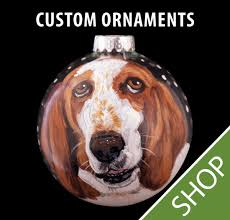 custom painted pet portraits wagging studios
