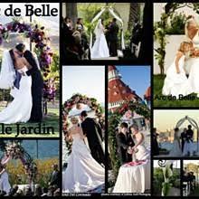 wedding arches los angeles arc de wedding arch chuppah canopy photo booth rentals