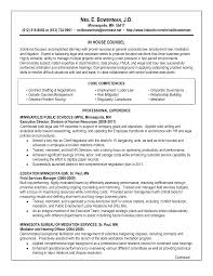 Example Of Core Competencies In Resume Lovable Lawyer Resume Samples With Litigation Associate Attorney