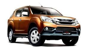 new cars launching new upcoming cars launching in india in may 2017 isuzu mu x