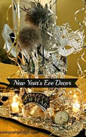 last minute new year u0027s eve decor ideas with u2014and without u2014glitter