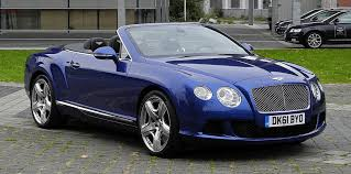 bentley blue car picker blue bentley continental gtc