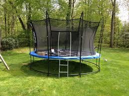 hoops plus let the games begin trampolines