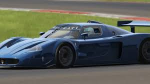 maserati mc12 blue assetto corsa maserati mc12 gt1 at vallelunga youtube