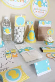Yellow Duck Baby Shower Decorations Rubber Duck Door Hanger Baby Shower Door Hanger Etsy Crafty