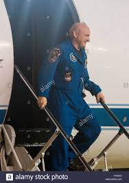 expedition 46 commander scott kelly of nasa disembarks at