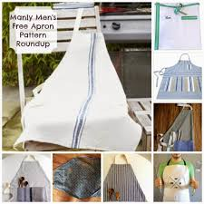 Personalized Mens Aprons Becky Cooks Lightly Pinterest Roundup 15 Aprons For Men