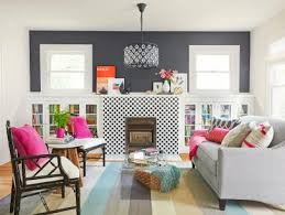 Cheap Furniture Ideas For Living Room 20 Almost Free Living Room Updates Hgtv