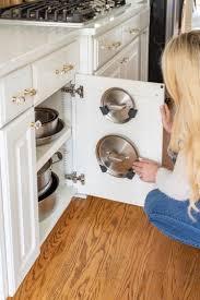 best kitchen cabinet storage ideas top 10 best kitchen organizing ideas home design diy