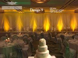 wedding drapery venues