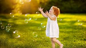 Popular Wallpaper by Wallpaper Cute Playing Bubbles Meadow Hd Cute 5546