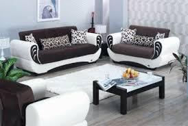 Futon Sofa Bed With Storage Primo Ara Convertible Futon Sofa Bed With Storage Hazelnut