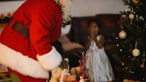 new picture book will show black santa with white husband