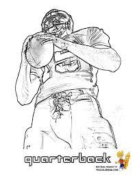 Free Printable Coloring Pages Of Sport Jerseys Many Interesting Football Coloring Page