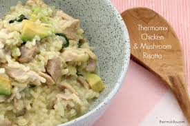 cuisine thermomix chicken and risotto thermobliss