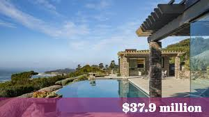 Beach Home by Houston Astros Owner Jim Crane Seeks 37 9 Million For Pebble