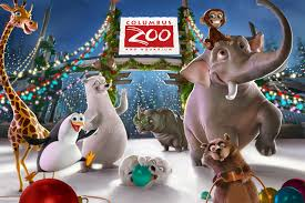 Zoo Lights Columbus Oh by Work Ron Foth Advertising
