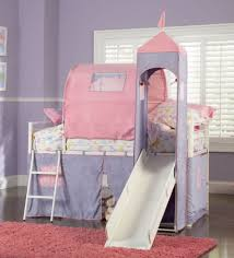 princess bunk bed futon ideas with slide uk twin castle tent msexta