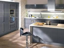 deco cuisine gris et blanc cuisine laquee grise best cuisine gris et blanc deco gallery