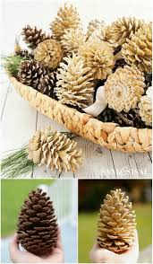 pine cone decoration ideas 55 awesome outdoor and indoor pinecone decorations for christmas