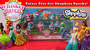 disney princess palace pets whisker haven lights pawlace whisker haven palace pets pick out shopkins snacks super bright
