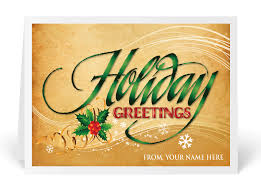 Holiday Business Cards Traditional Holiday Greeting Card 36003 Harrison Greetings