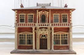rare architectural georgian period dolls house decorative items