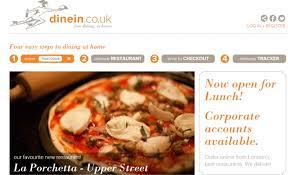 Gourmet Food Delivery Gourmet Food Delivery Service Dinein Raises 310 000 Crowdcube