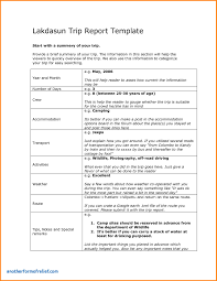 trip report template word acceptance test report template cool trip report template word