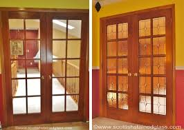stained glass interior door 10 best before u0026 after stained glass windows