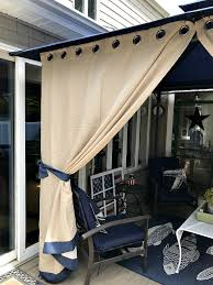 Outdoor Gazebo Curtains Outdoor Diy Gazebo Curtains With Grommets Great Decks And Back