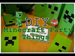 minecraft wrapping paper diy minecraft wrapping paper party bags