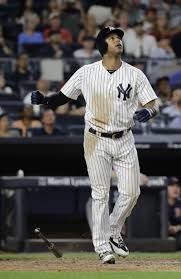 What S Next For Aaron Hicks As Aaron - hicks hits late 2 run homer to lift yankees over red sox
