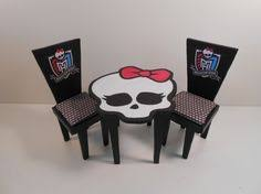 monster high table and chair set monster high bedroom furniture monster high furniture basic