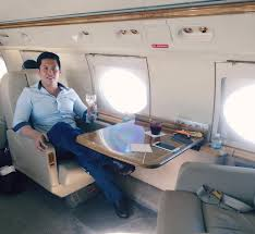 My 60 000 Trip Around The World In Emirates First Class For 300