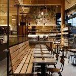 small restaurant space for rent interior paint color schemes