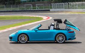 porsche carrera 911 4s 2017 porsche 911 carrera 4s targa and turbo s we u0027re driving them