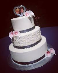 tiered wedding cakes simple tiered wedding cakes atdisability